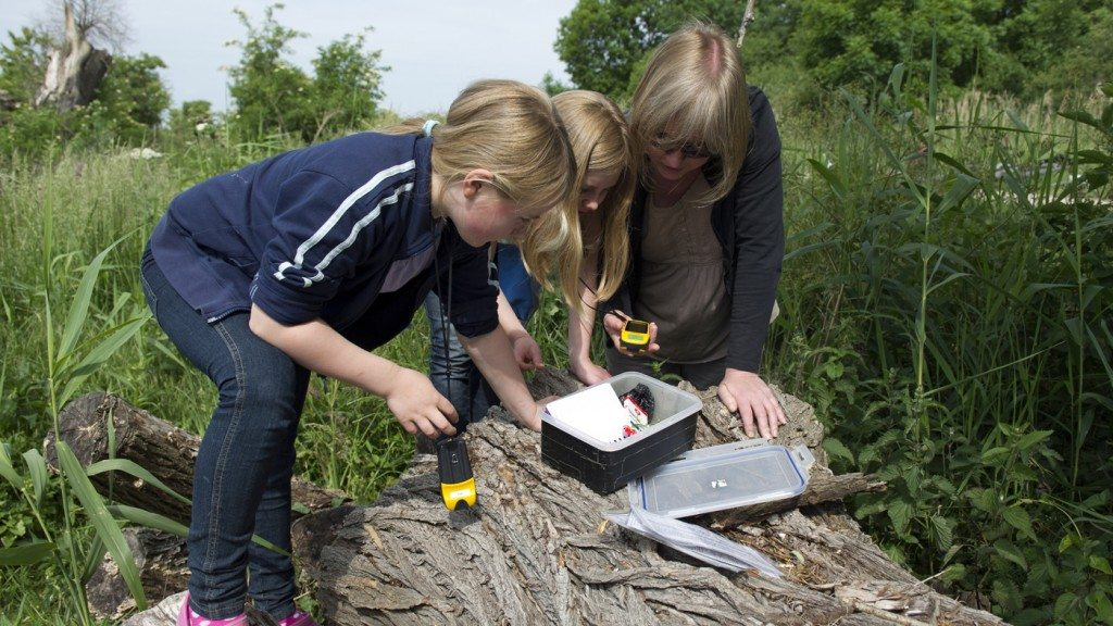 Geocaching Things to do in Moray with Outdoor learning and adventure Outfit Moray