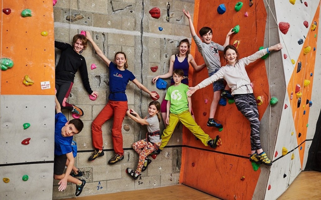 Moray Young Competitive Sport Climbers Outdoor learning and adventure plus things to do in Moray