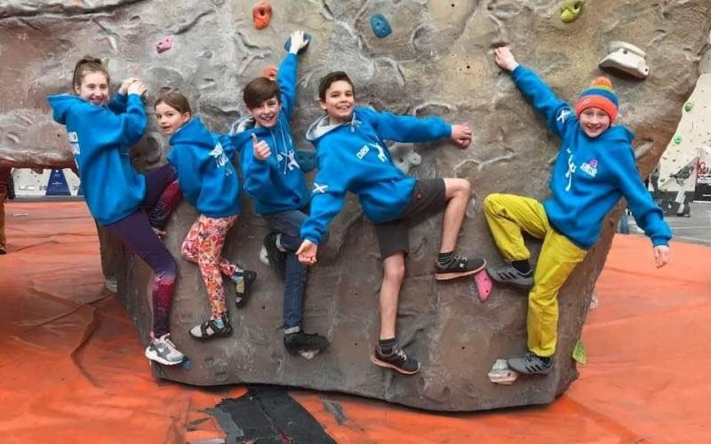 Moray Coast Youth Climbing