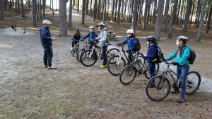 School holiday activities things to do in Moray outdoor learning and adventure