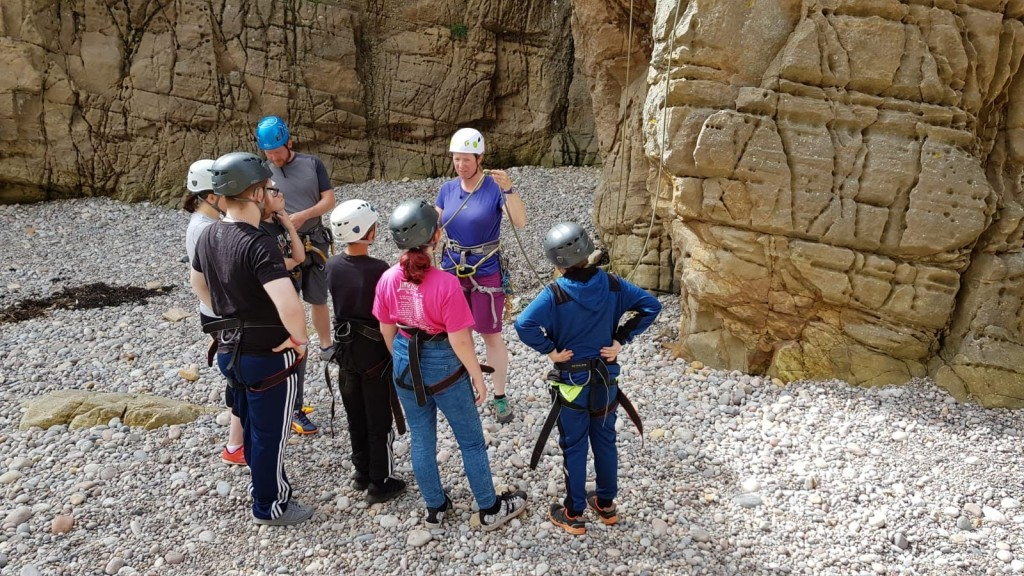 BSL Deaf Families Outdoor Learning and Adventure Things to do in Moray