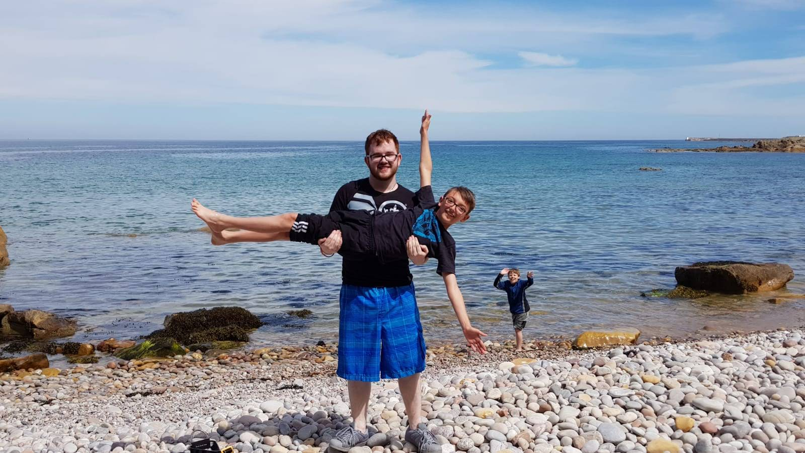 BSL Deaf families things to do in Moray outdoor learning and adventure