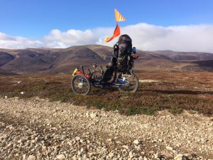 Ice Trikes in Moray