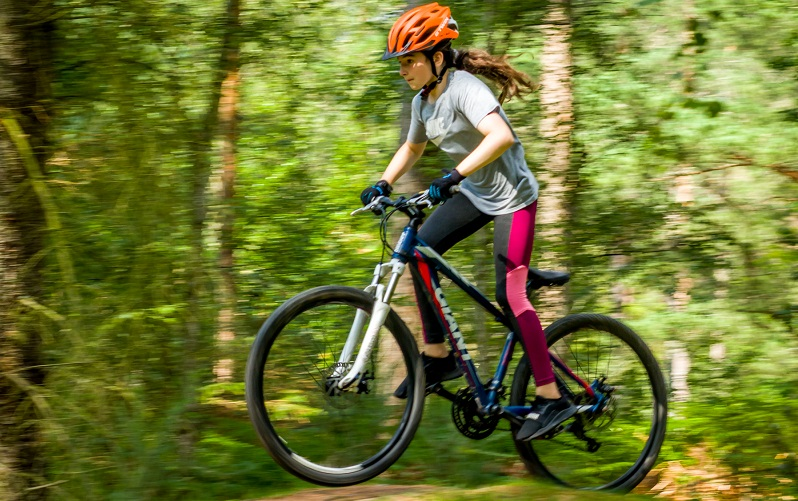 Mountain biking with Outfit Moray - things to do in Moray
