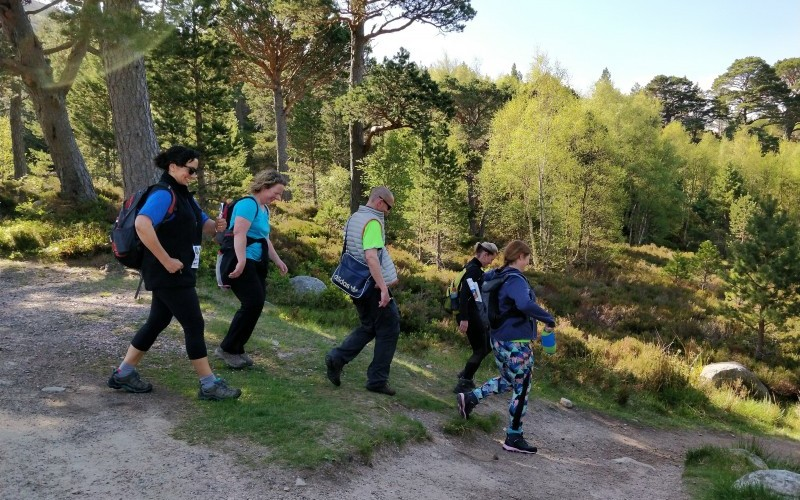 Cairngorm to Coast with Outfit Moray