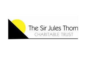 Sir Jules Thorn logo