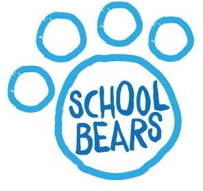 School-Bears-logo-line-lightblue