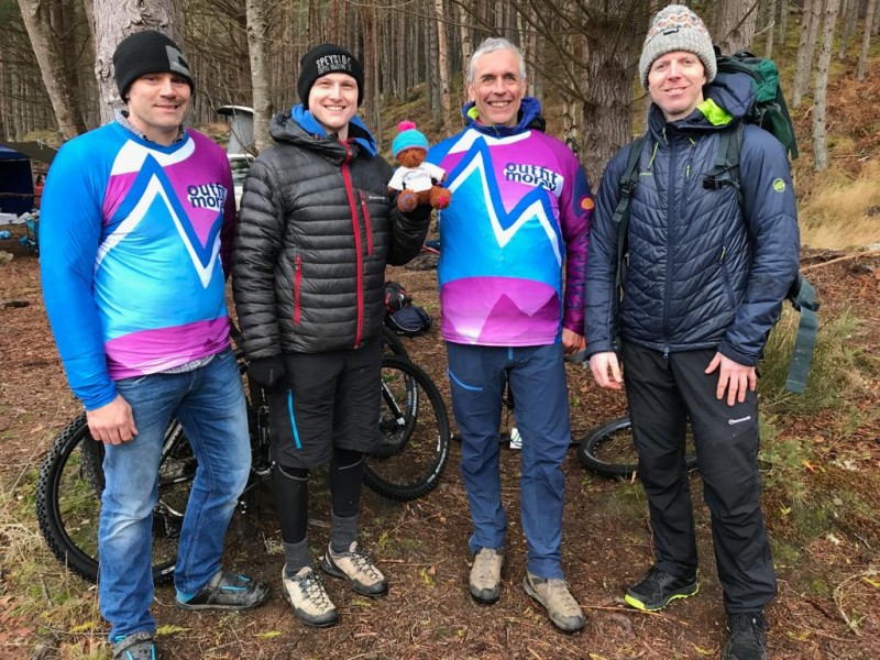 Strathpuffer for Outfit Moray
