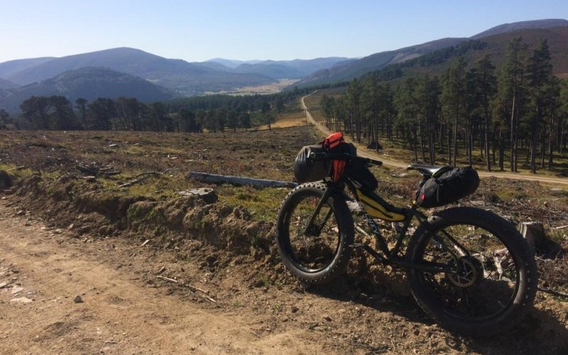 Outfit Moray Bike Revolution Mountain bike trails